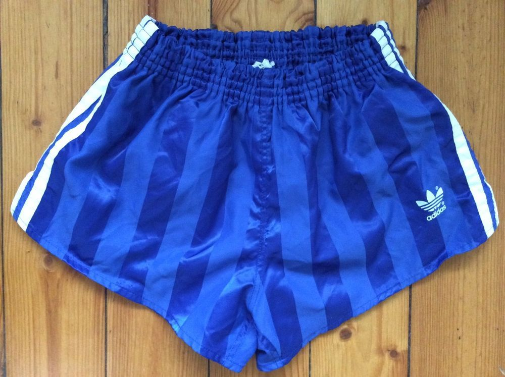 Adidas Chile Shorts made in West Germany. Gym shorts