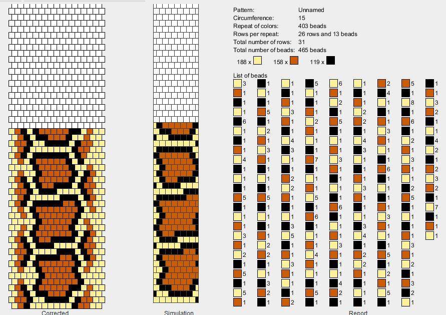 Pin de gabriell bernat en BEAD - CROCHET (knit) | Pinterest ...