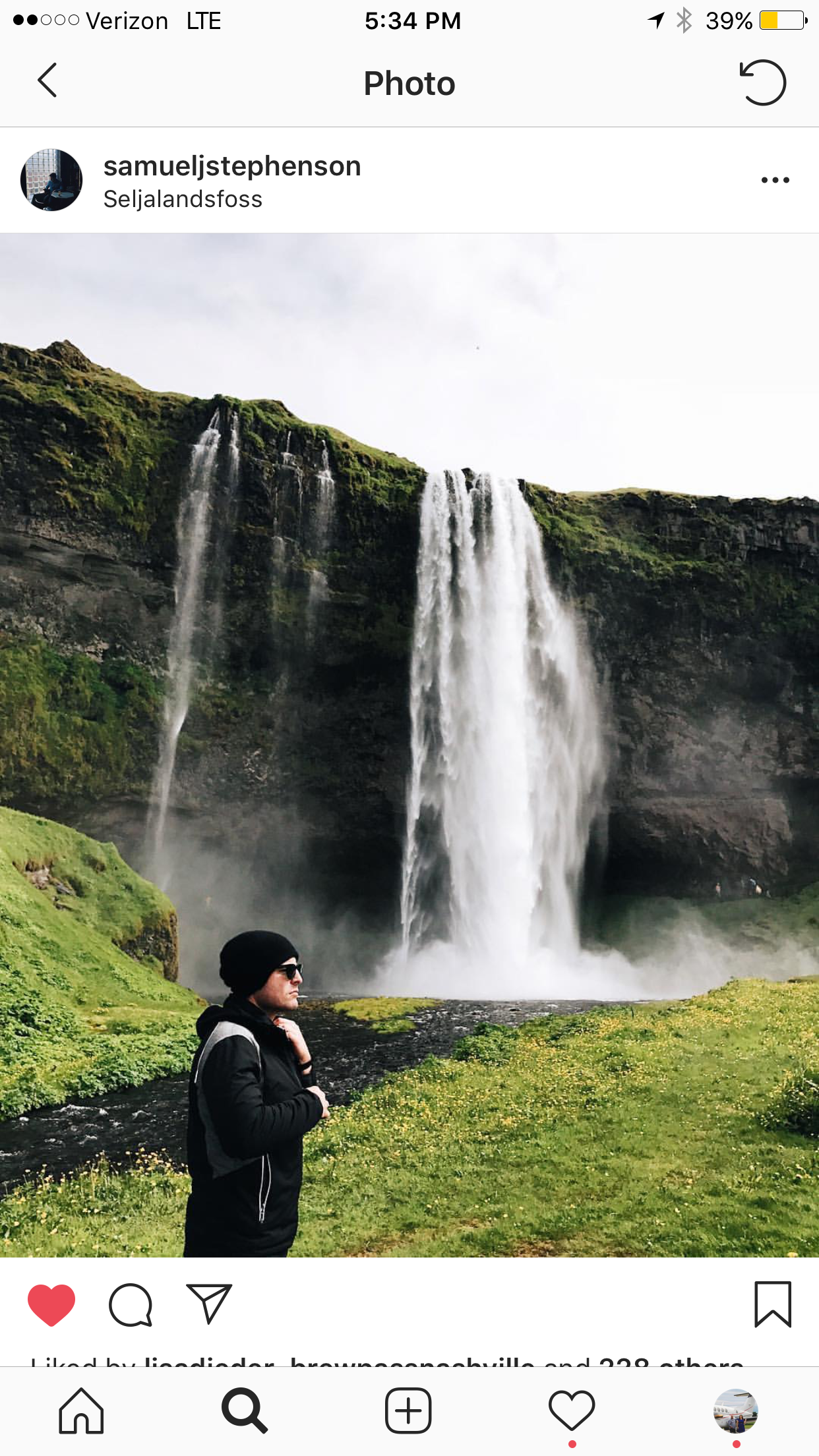 Pin By Lindsey Gottschling On Iceland