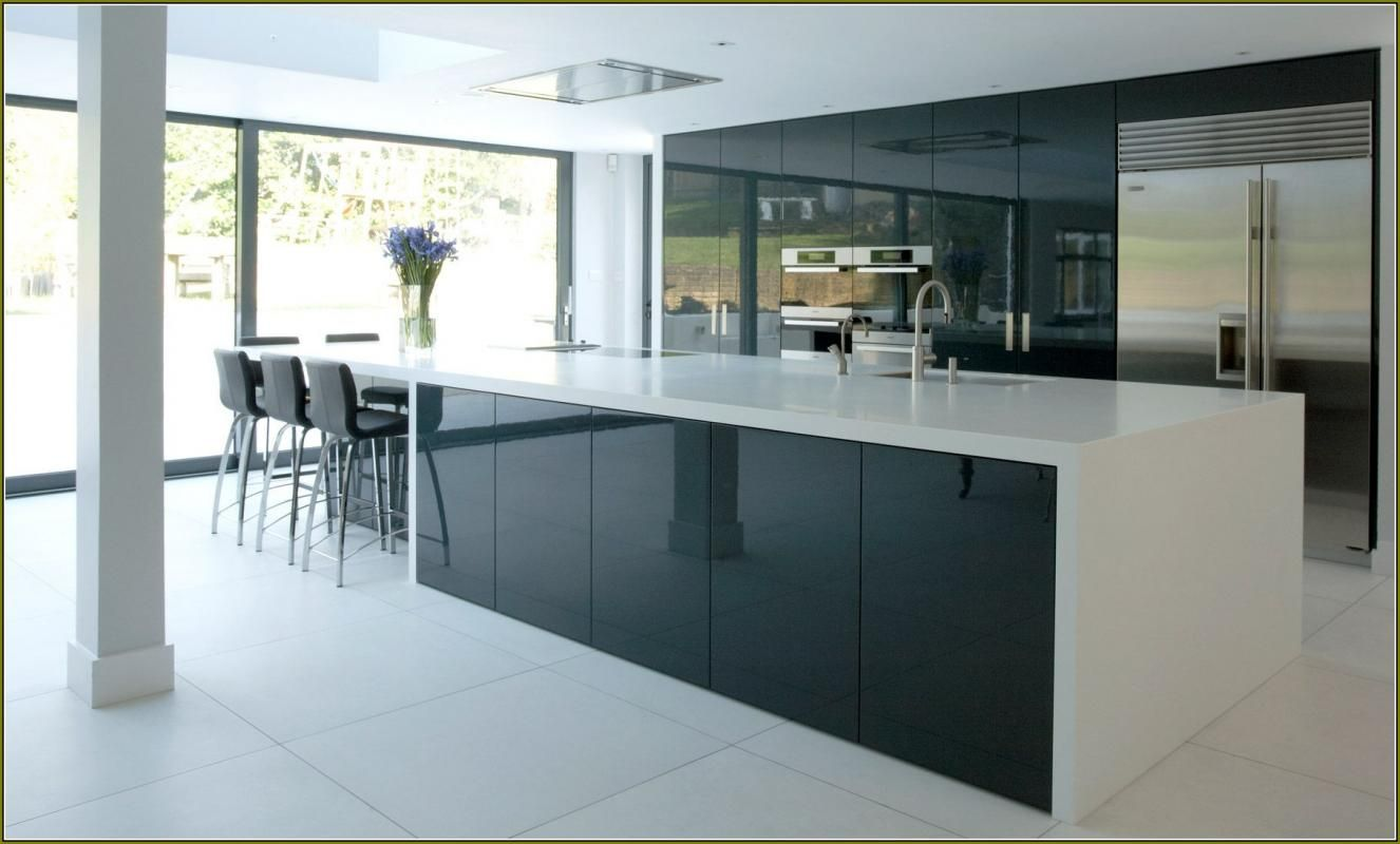 High Gloss Kitchen Cabinets Ikea Check more at https://rapflava.com ...