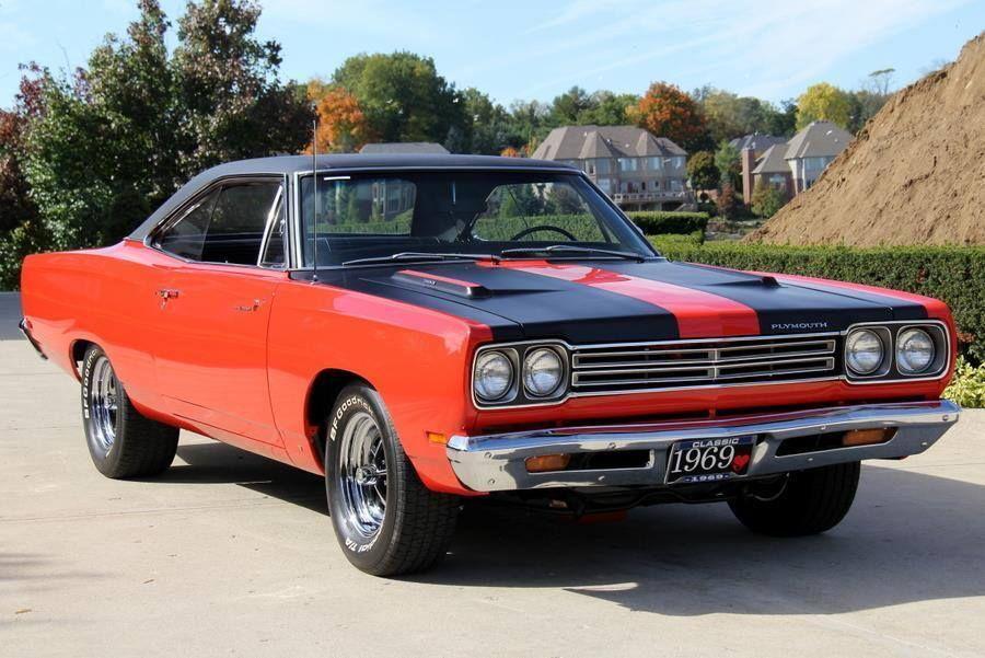 1969 Plymouth Roadrunner 383 4 Speed.. | ⚔ ✵ MOPAR ONLY ...