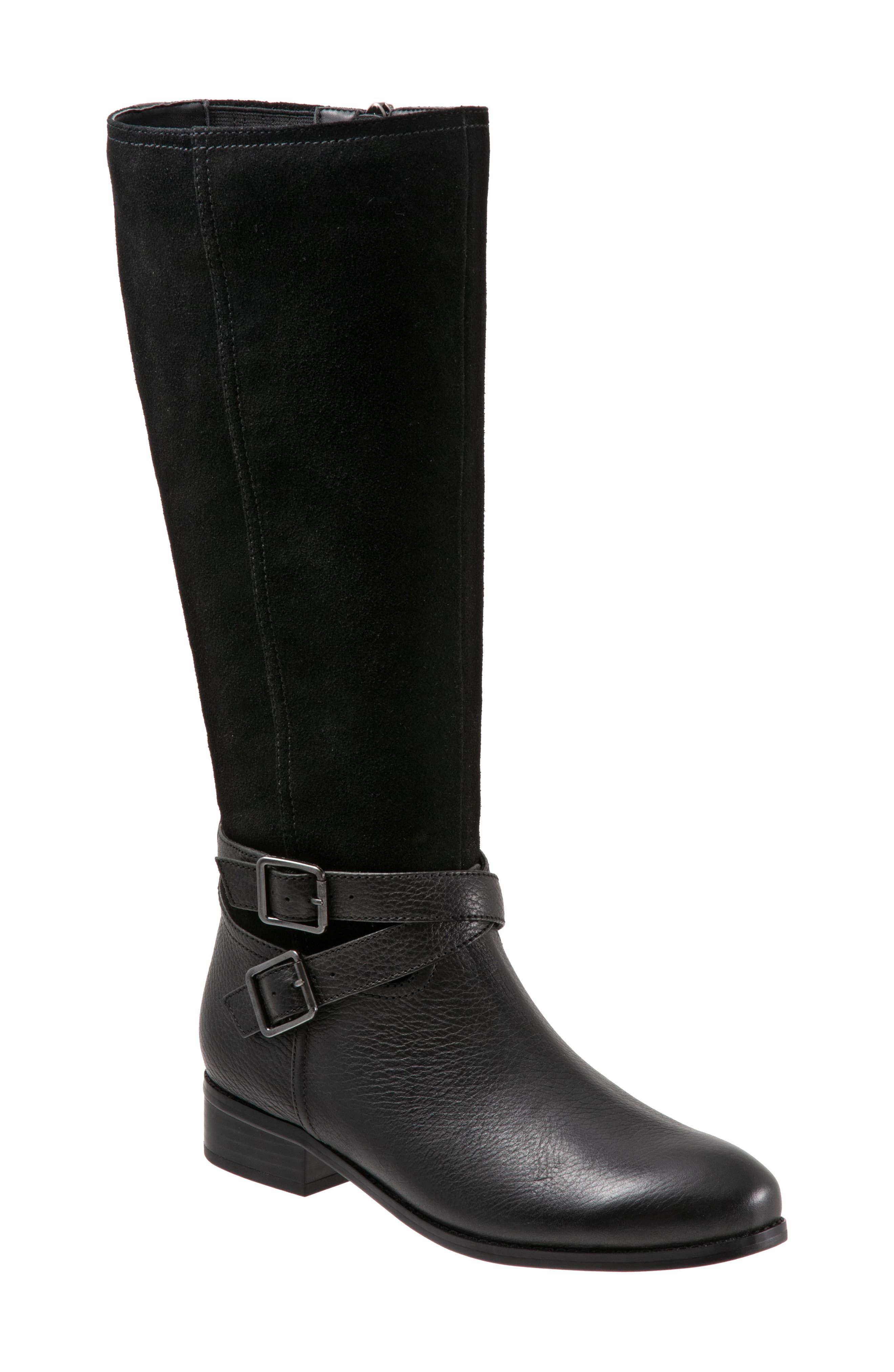 Women's Trotters Larkin Knee High Boot
