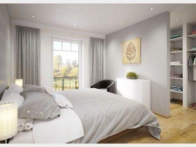 CLOU 135 (Walmdach) Schlafzimmer