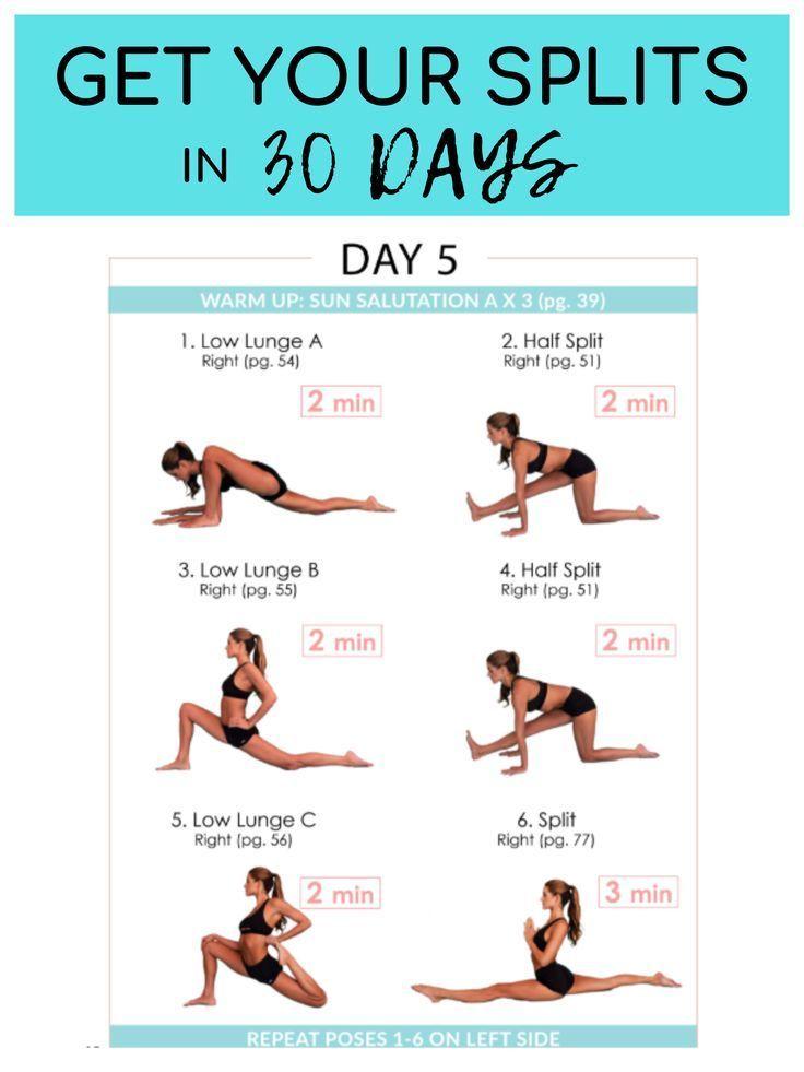 Photo of 30 Tage Split Guide, der funktioniert #das #works #guide #split #days #yog