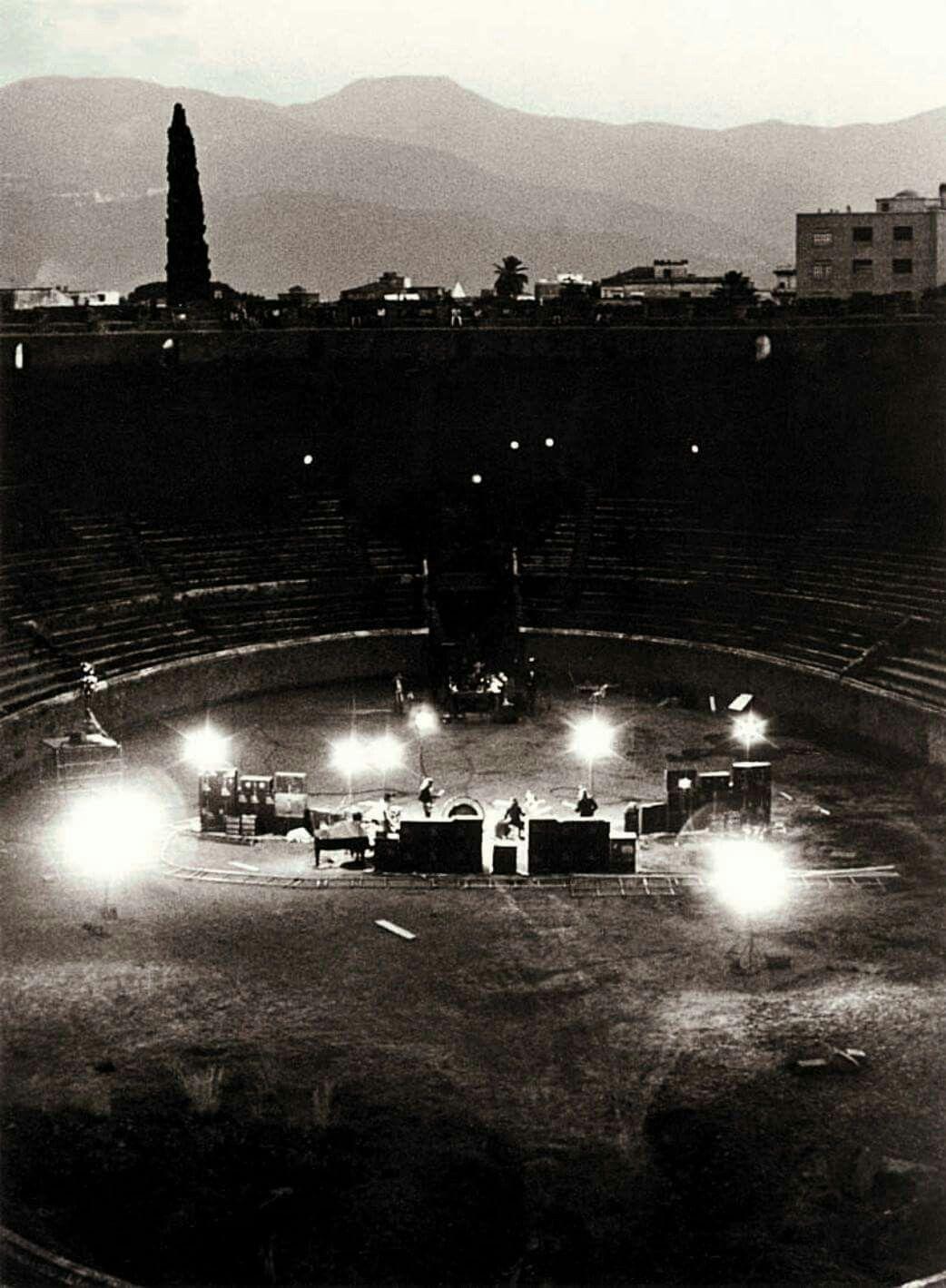 Pink Floyd - Live at Pompeii 1972