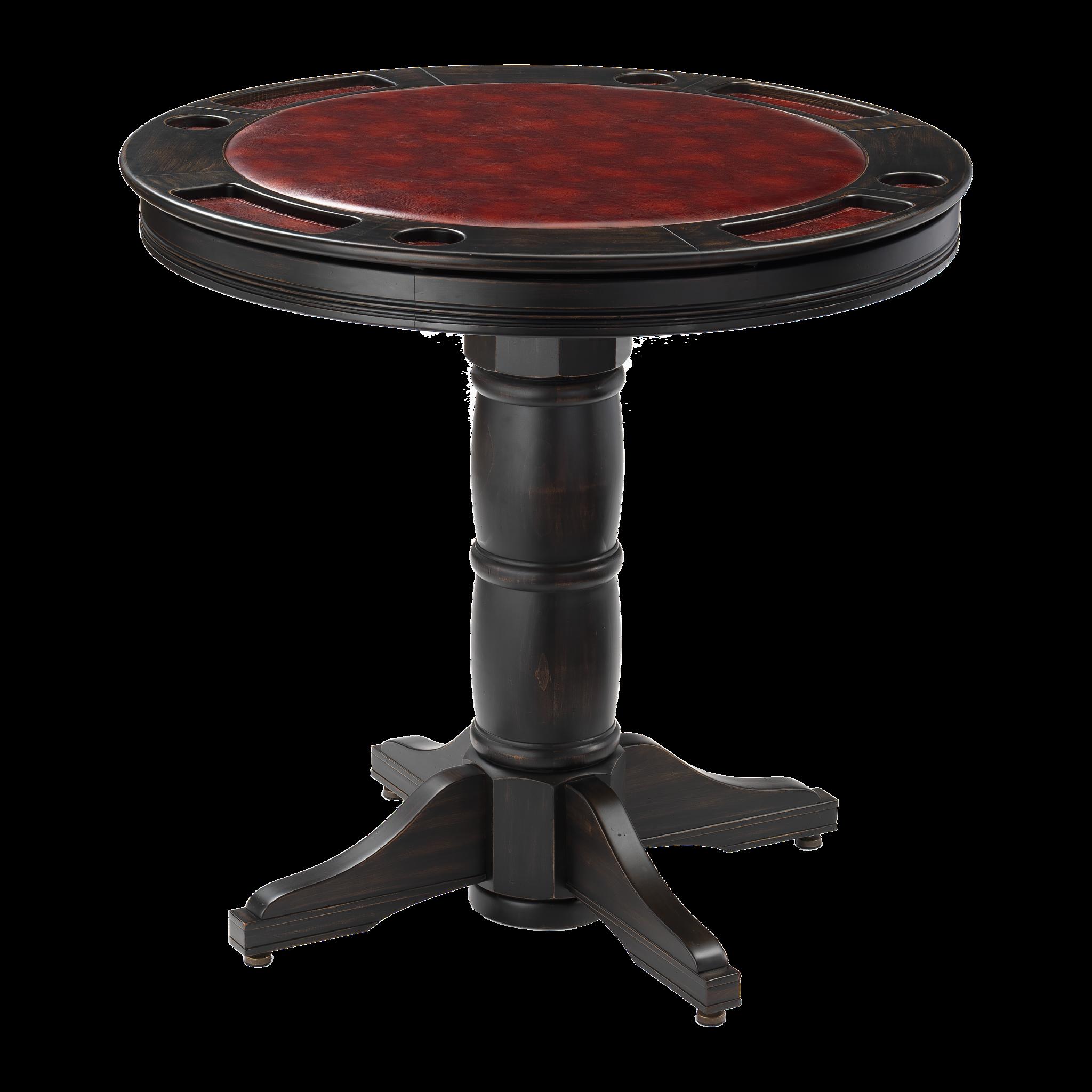 convertible poker dining table balboa by darafeev convertible rh pinterest com