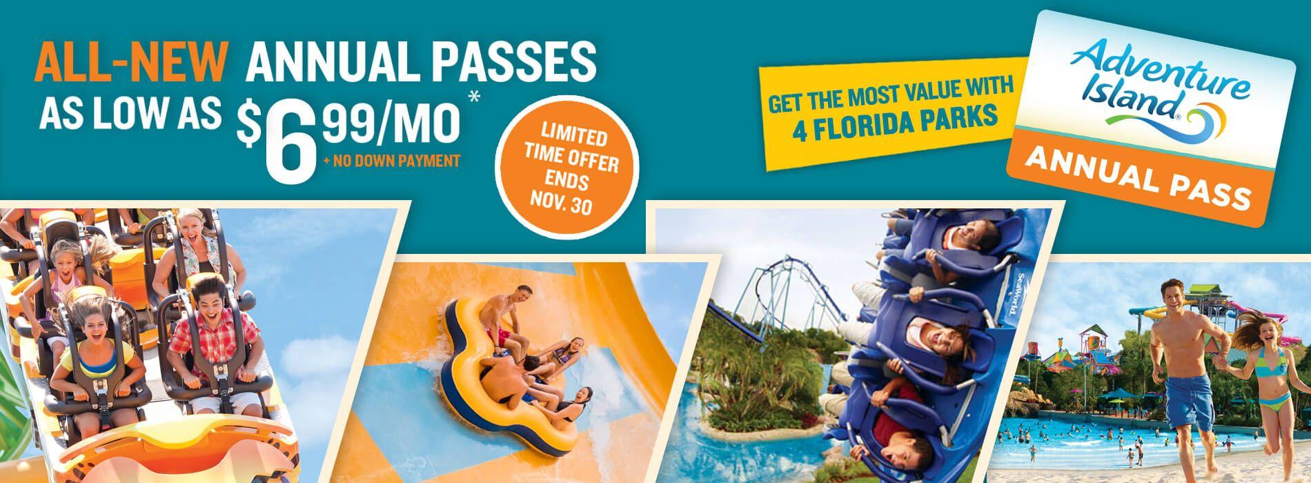 Can You Cancel A Busch Gardens Annual Pass