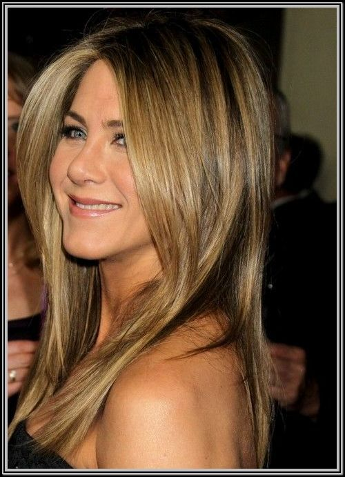 Jennifer Aniston Hair Color 2014   Hair in 2019   Jennifer ...   500 x 691 jpeg 63kB
