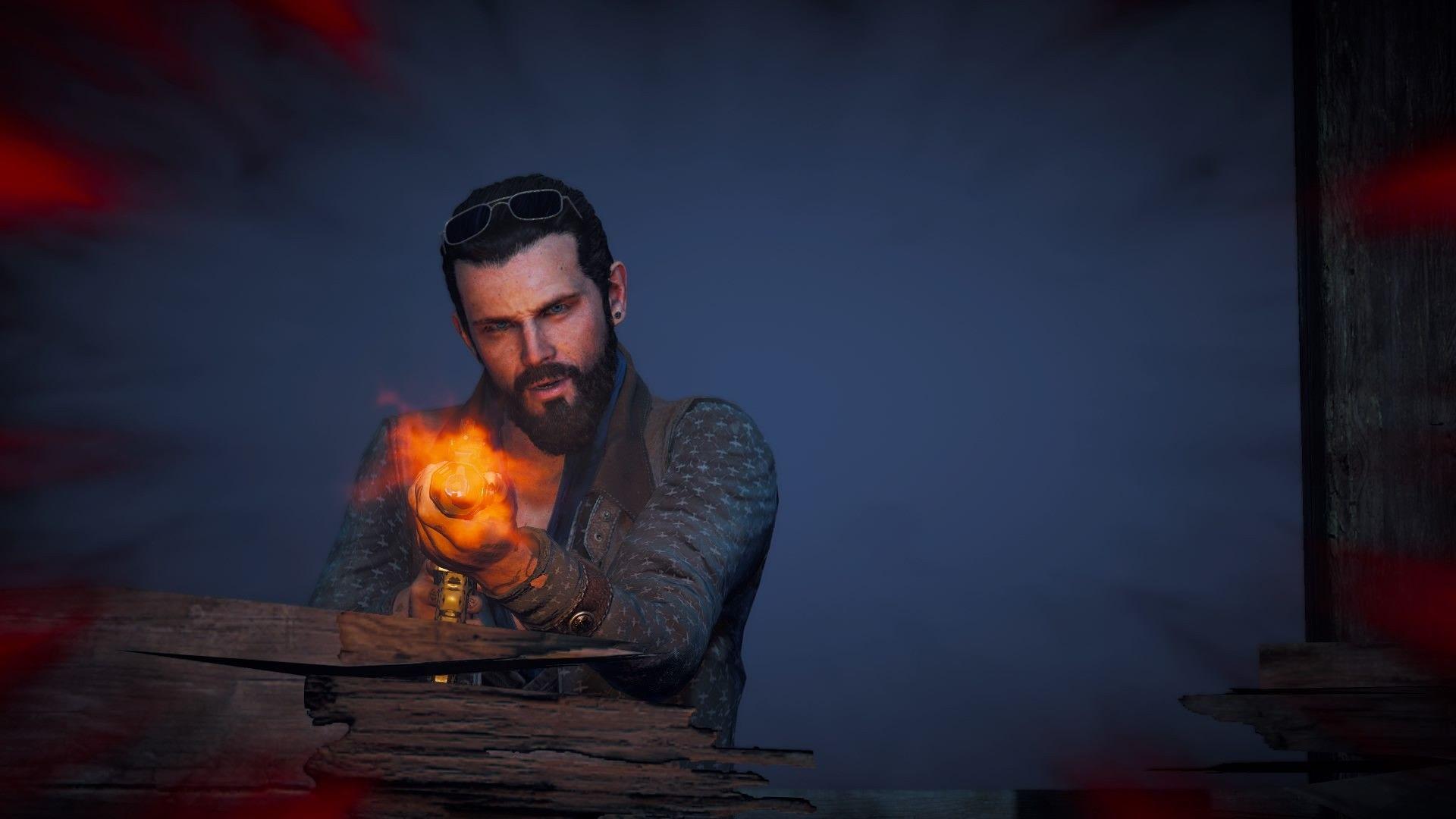 Far Cry 5 Joseph Seed Fanart New Dawn John Seed Jacob Faith Deputy Gaming Far Cry 5 Battle Cry Crying