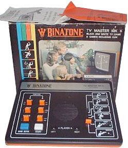 Binatone Tv Computer Game One Of The First Nostalgic Toys Childhood Memories 70s Childhood Toys