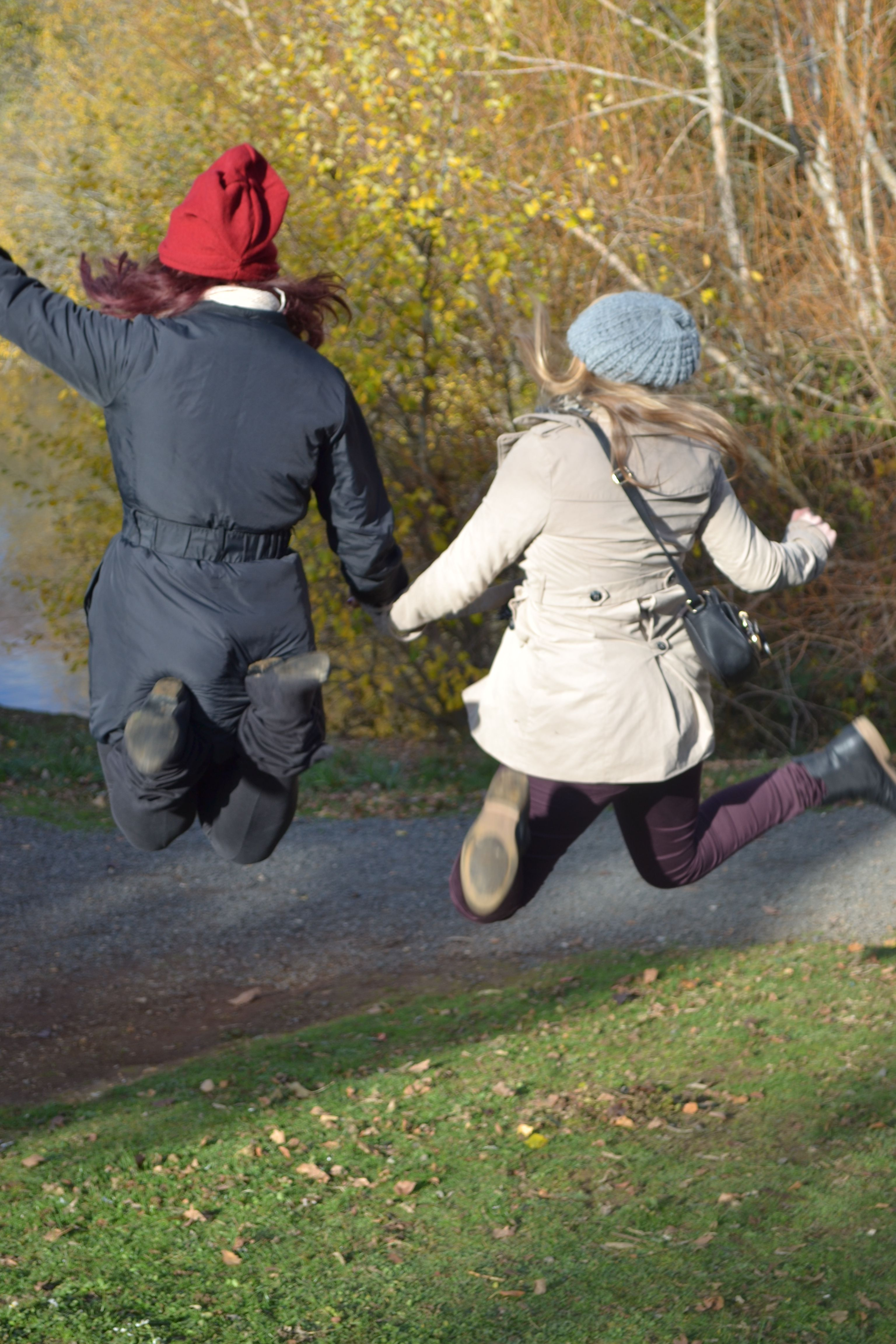 Jumping for joy! Winter jackets, Jumping for joy, Canada