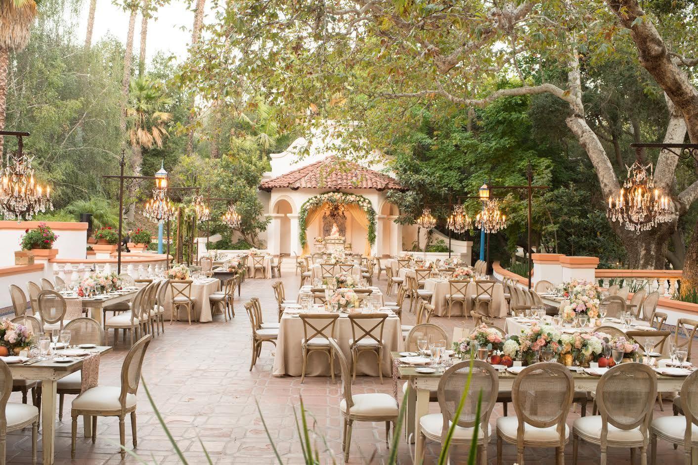 Wedding Venues Reception Inspiration Ideas Summer Weddings California