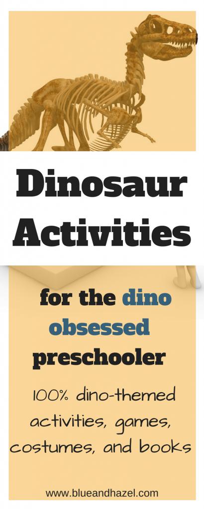 Dinosaur Activities For Preschoolers No Prep On Amazon Smith
