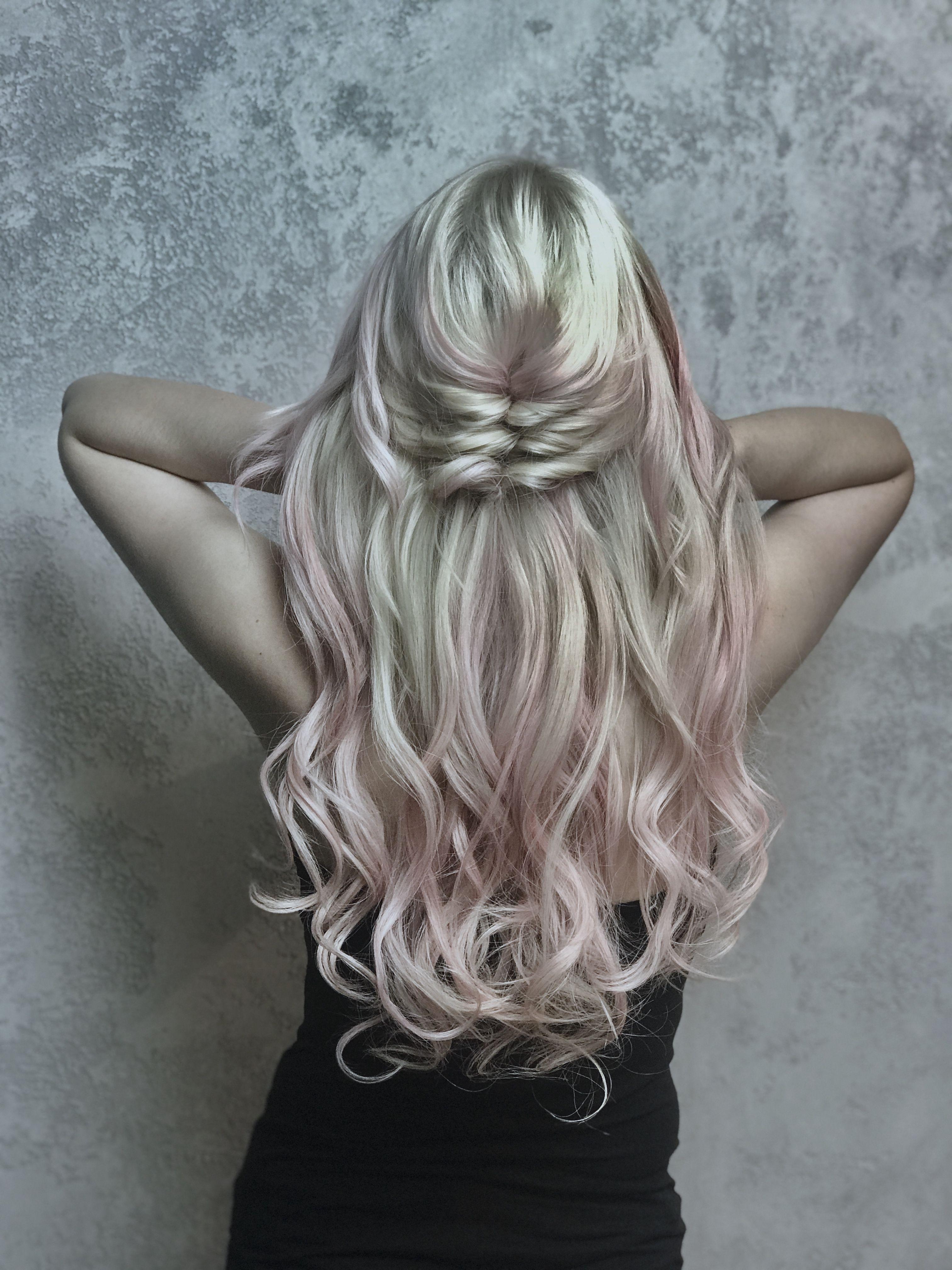 Redken citybeats rosahair waves il terrazzo hair i barber i make