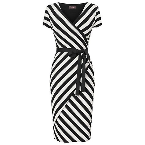 Buy phase eight coco striped dress black ivory online at johnlewis com nothing to wear pinterest john lewis ivory and black