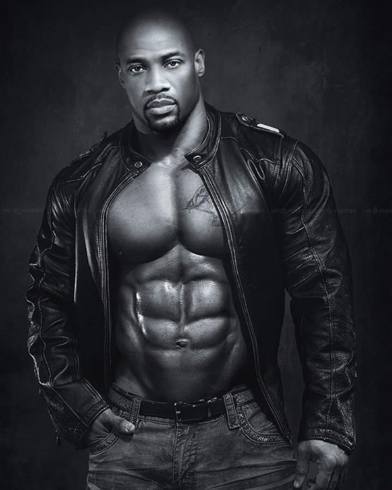 Pictures of sexy black men just because it's friday