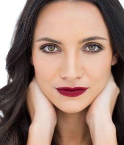 Lipstick Framboise Couleur Caramel Makeup Bio Naturel