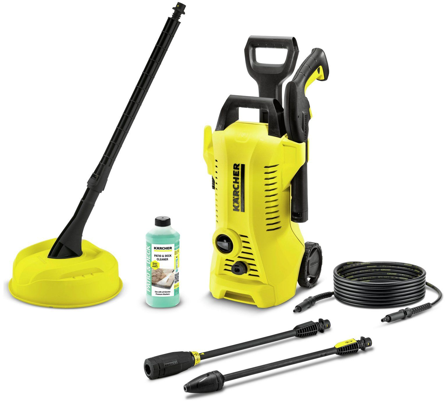 Buy Karcher K2 Full Control Home Pressure Washer 1400w Pressure Washers Argos Pressure Washer Car Cleaning Garden Power Tools