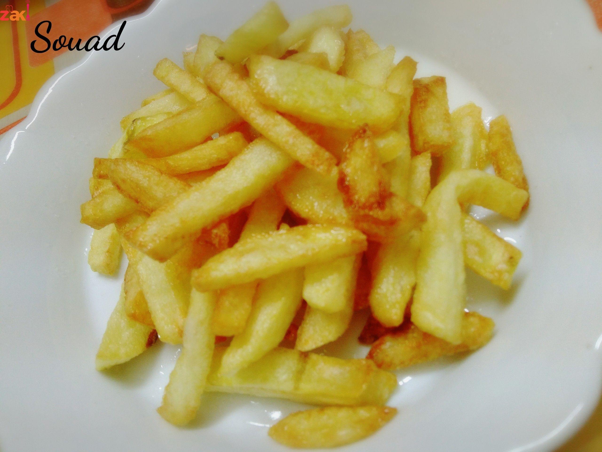 سر قرمشة أصابع البطاطس زاكي Food Side Plates Tableware
