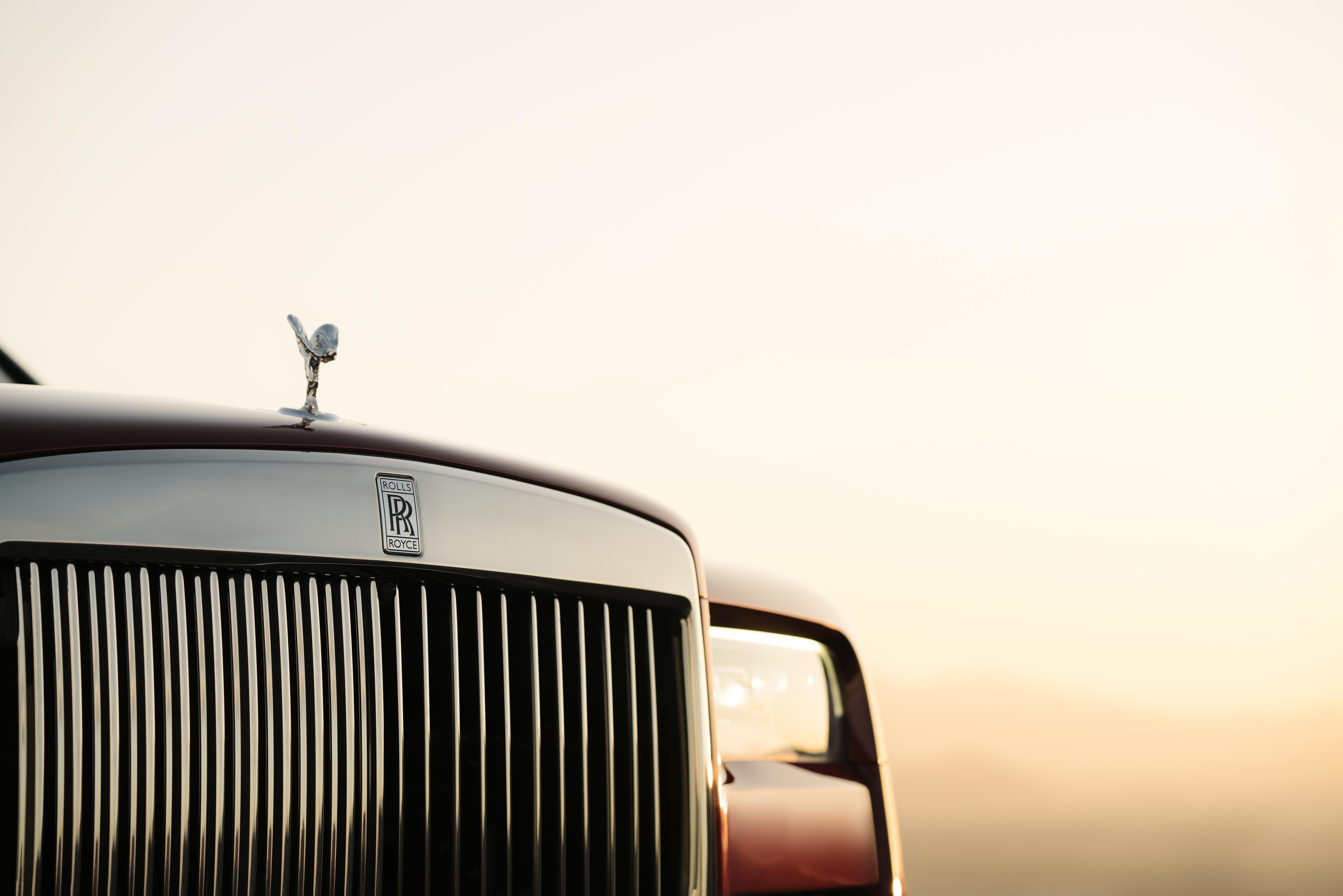 ROLL-ROYCE CULLINAN – LUKSUSOWY SUV