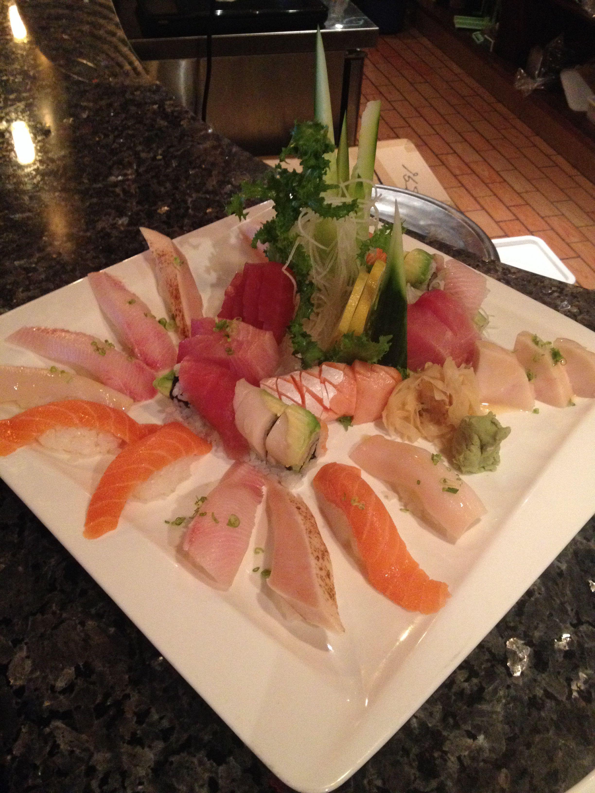 Sushi dinner anyone?