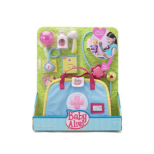 Baby Alive Get Well Medical Kit Funrise Toys Quot R Quot Us
