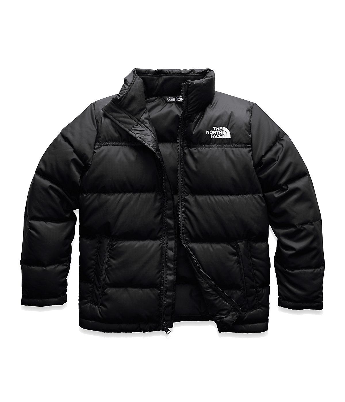 f5085af472 The North Face Boys  Nuptse Down Jacket