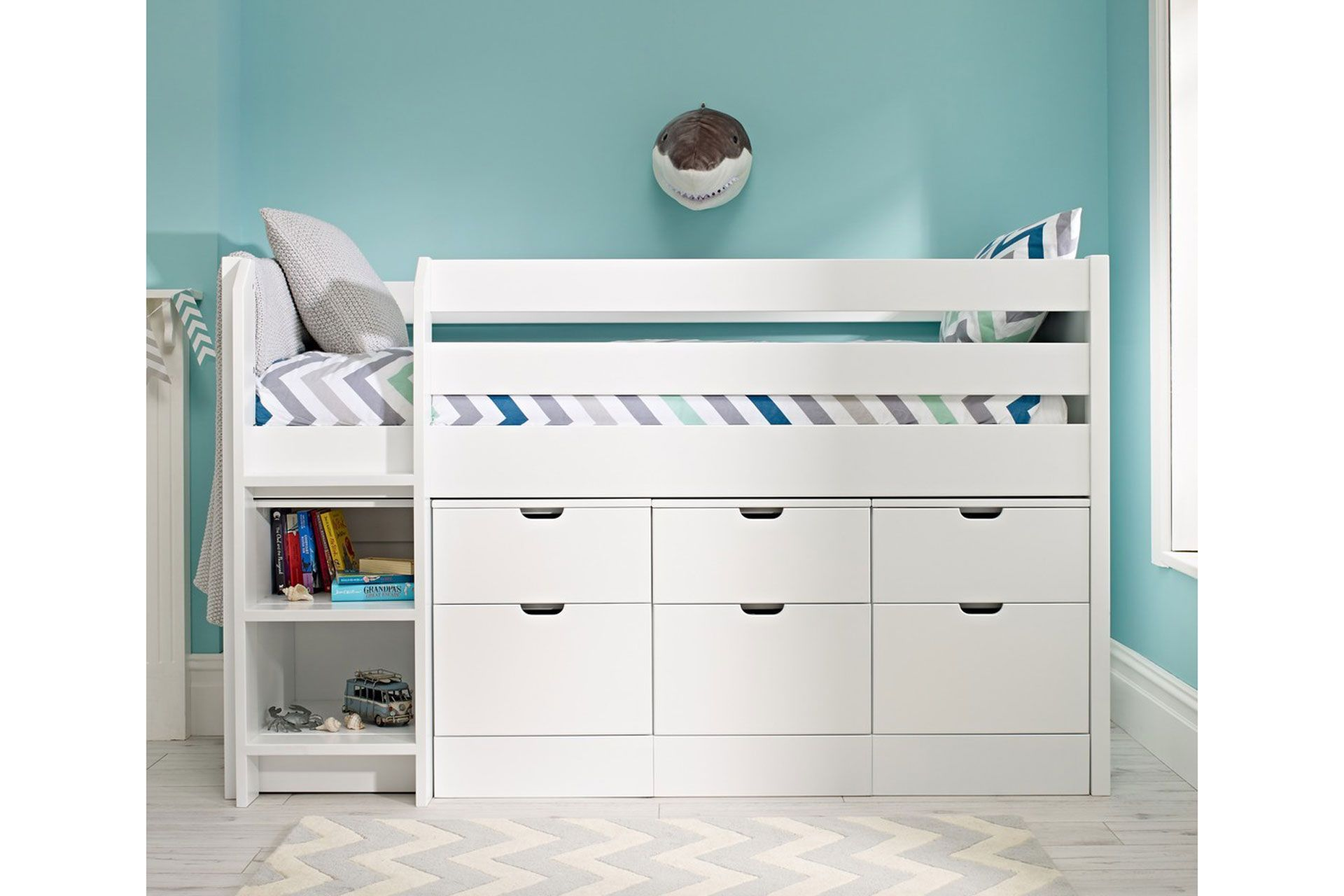 Great Children S Bed Ideas Via Country And Town House Cabin Beds For Kids Cabin Bed Childrens Bedrooms