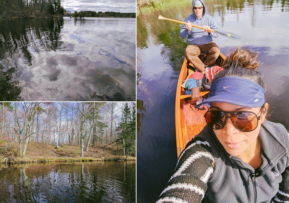 Shumway Lake, Savanna Portage State Park