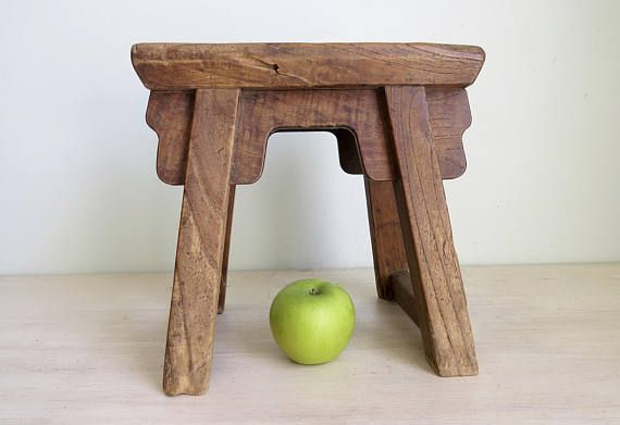 Brilliant Rustic Chinese Stool Plant Stand Photography Prop Forskolin Free Trial Chair Design Images Forskolin Free Trialorg