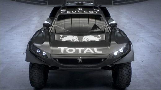 Peugeot представил обновлённый гоночный прототип длямарафона «Дакар» - Cardesign.ru - Главный ресурс о транспортном дизайне. Дизайн авто. Портфолио. Фотогалерея. Проекты. Дизайнерский форум.