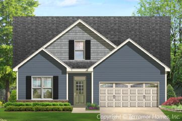 Spacious Affordable Home Plans In Tuscany Terramor Homes Home Builders House Plans Model Homes