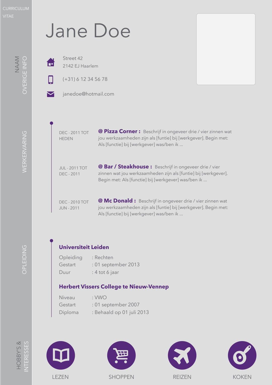 Pin By Indusree Tapan On Curriculum Vitae Resume Design Inspiration Cv Design Creative Cv