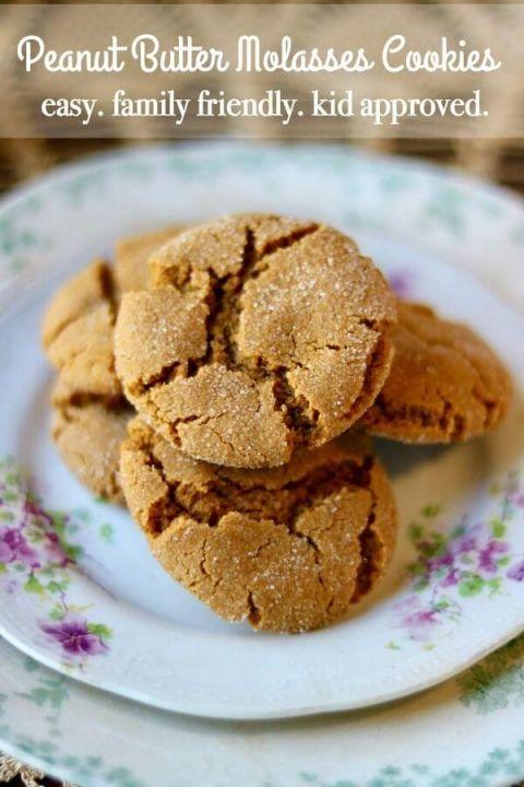 recipe: molasses crinkles recipe butter [24]