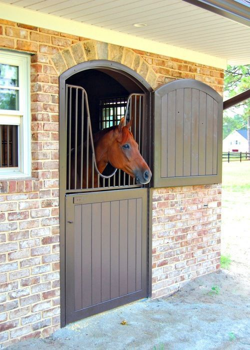Stable Style Stall Doors And Windows Horses Heels Horse Barn Doors Horse Stalls Doors Stall Door