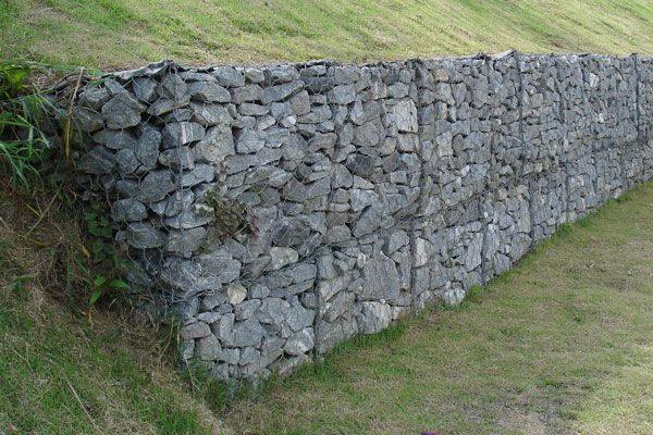 5 Slope Protection Hacks For Landscape Architects Landscape Architects Network Stone Walls Garden Gabion Wall Gabion Retaining Wall
