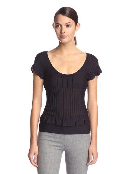 Valentino Women's Pintuck Top, http://www.myhabit.com/redirect/ref=qd_sw_dp_pi_li?url=http%3A%2F%2Fwww.myhabit.com%2Fdp%2FB01194TMM2%3F