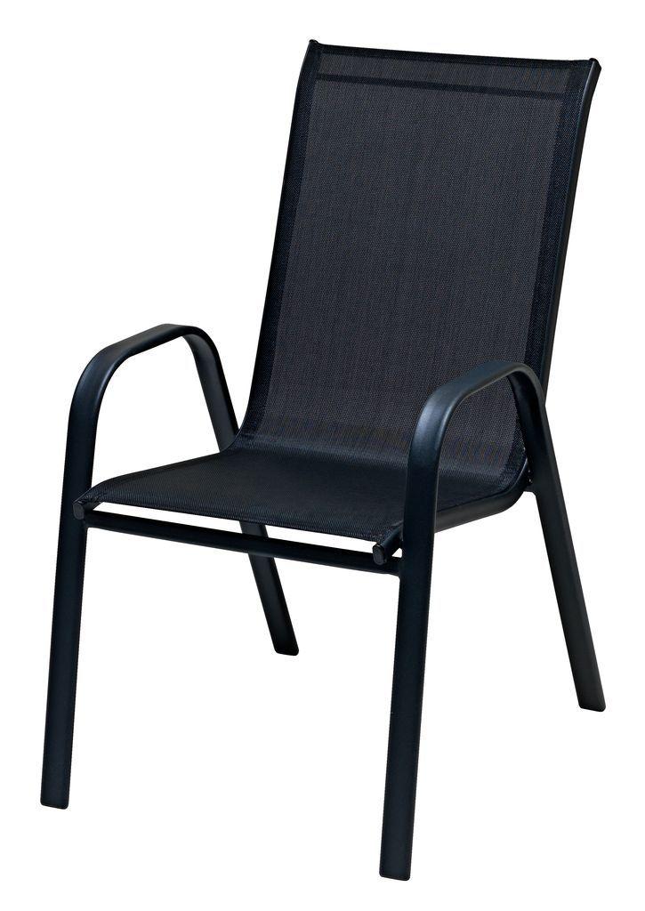 Stablestol LEKNES svart | JYSK | Stol, Svart, Pergola