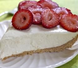 Easy No Bake Cheesecake Childhood Favorite Recipe Video By Divascancook Ifood Tv Cheesecake Recipes Easy No Bake Cheesecake Easy Cheesecake Recipes