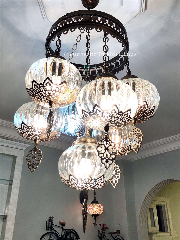 Chandelier Lamp Chandelier Light Moroccan Light Moroccan