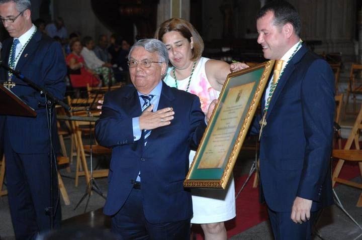 Entrega de Honores y Distinciones de la Real Ciudad de Galdar