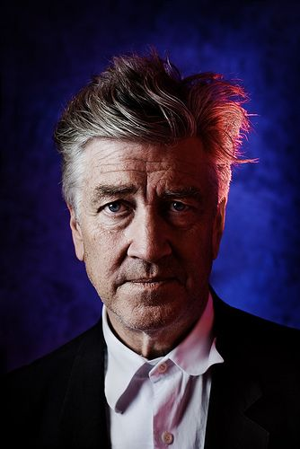 """DAVID LYNCH - Film Director, via Flickr.  """"Well, I've been blessed with good hair, or at least some people think it is. It is the way it is, sort of does what it wants to. So, yeah, I guess it is [a metaphor for your views on art and life]"""""""