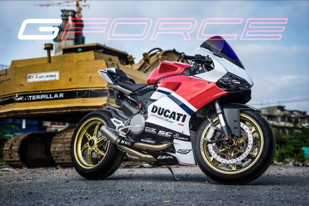 899 Panigale G-Force Thailand