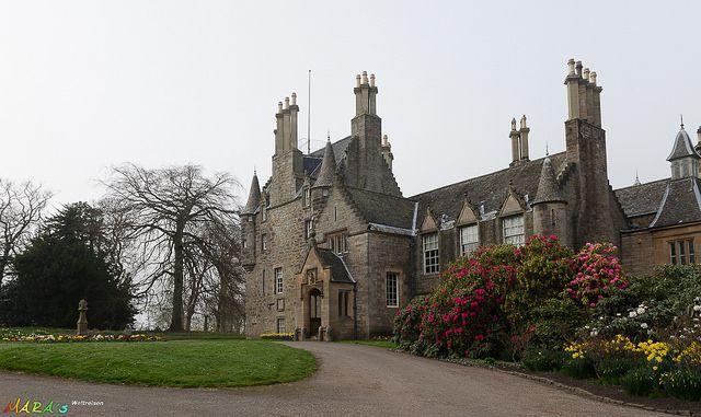 Edinburgh - Lauriston Castle