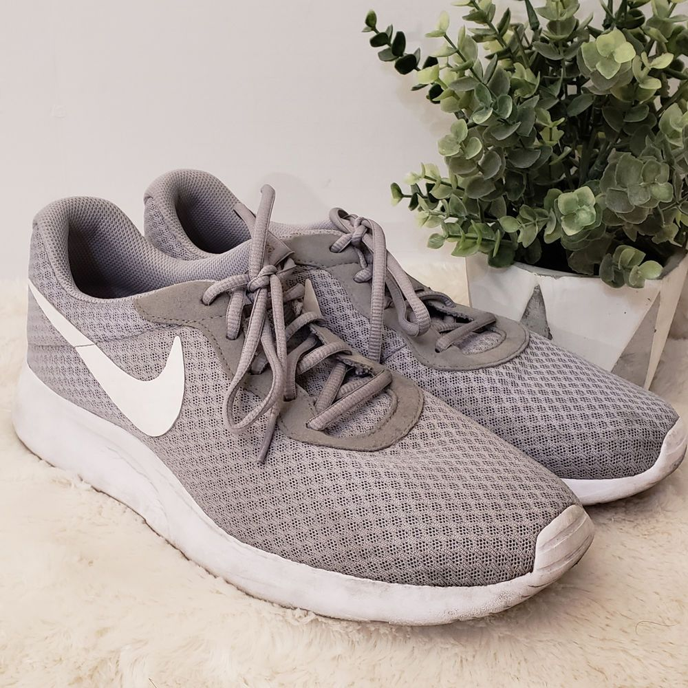 brand new 990b3 fe878 Men s Nike Engineered for All Day Everyday Comfort Gray Shoes Sneakers Size  10.5  Nike  RunningCrossTraining