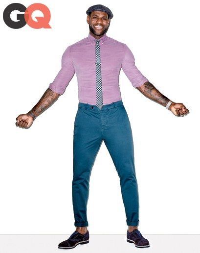 The 6 Looks That Made LeBron James the King of NBA Style Nba style - fresh nba coloring pages of lebron james