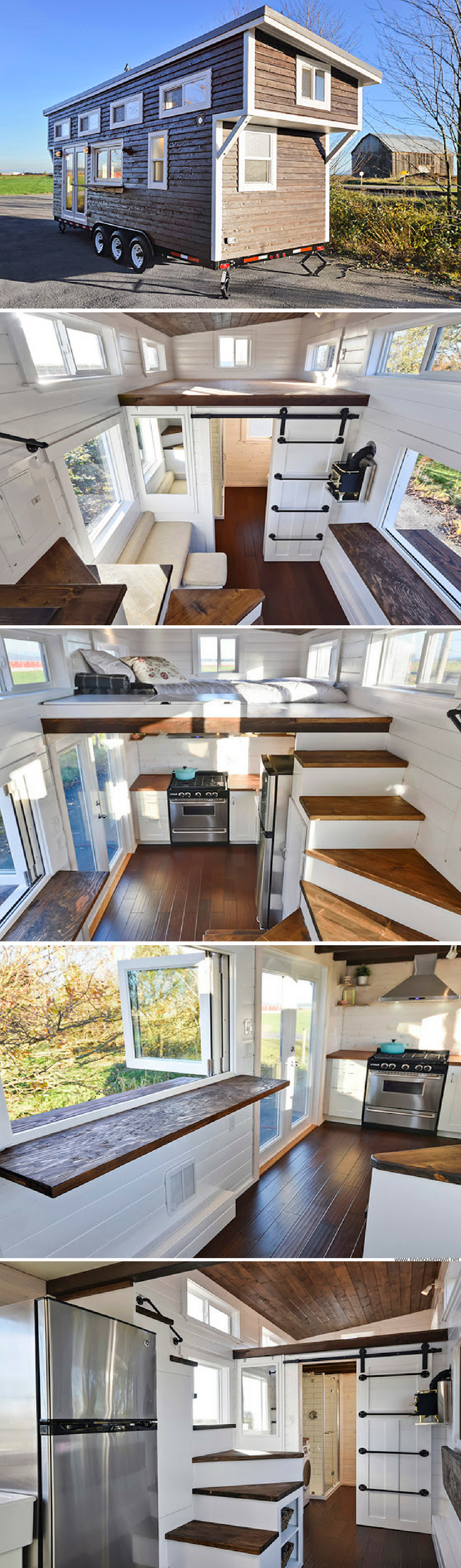 A Custom Tiny Home From Canadian Builder Mint House Company
