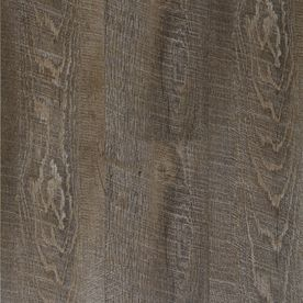 Style Selections 6 In X 36 In Driftwood And Gray Peel And