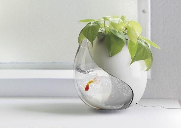Creative Ying Yang Vases | Pour Une Décoration Zen Et Nature, Cet