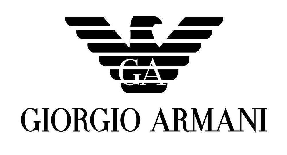 a5d4509773 giorgio armani logo - Pesquisa Google | Logo Love in 2019 | Armani ...